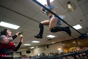 lutte professionnelle | catch | professional wrestling